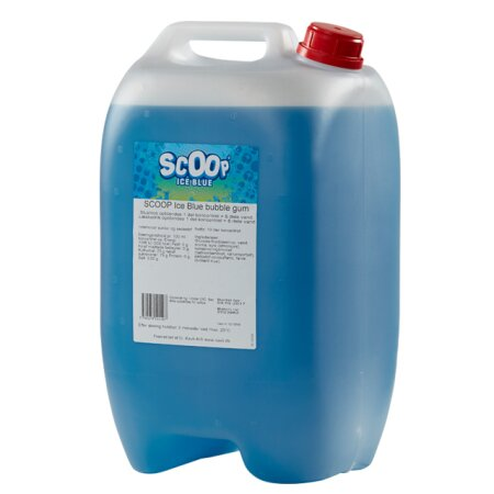 Scoop Ice Blue saft 10 l
