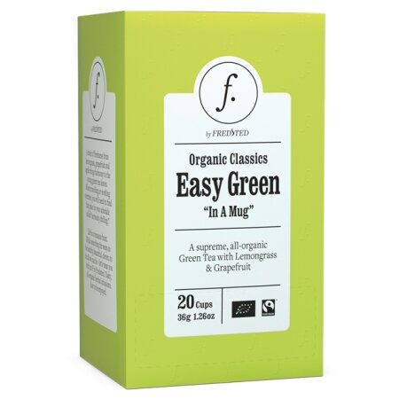 F by Fredsted Easy Green øko 20 breve
