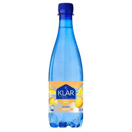 AquaDor Klar Citron&Ananas 0,5 l