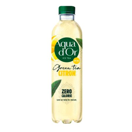 Aquador GreenTea Citron 0,50 l